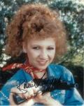 Bonnie Langford  - Genuine Signed Autograph 6659